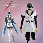 New Anime Akame Ga Kill Esdese Esdeath Uniform Full Set Made Cosplay:QTY8