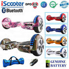 Scooter Eléctrico Patinete Self Balancing Monociclo con LED + Bluetooth + Mando