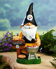 NFL BBQ GARDEN GNOMES. YOUR CHOICE OF TEAM. FREE SHIPPING. 25% OFF W17