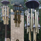 Huge Wind Bell Chimes Bells Copper Tubes Outdoor Yard Garden Tubes Home Decor