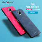 For OnePlus 3/ 3T Retro Shockproof PU Leather Case Soft TPU Rubber Back Cover