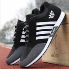 2017 FASHION Mens Sneakers Canvas Mesh Fashion Breathable Sports Running Shoes