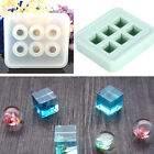 DIY Tool Silicone Pendant Mold Making Jewelry For Resin Necklace Mould Craft