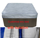 Customize hot tub cover bag size 2300x2450x300 mm (7.5ft. x 8 ft. x 12 in.)