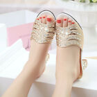 gold flatforms - New Summer Women Flatforms Flip Flops Beach Sandals Outdoor Casual Slippers AP30