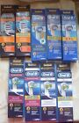 ORAL B  TOOTH BRUSH HEADS  - CROSS ACTION  VARIOUS SIZES USE  MENU PLEASE
