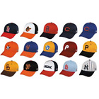 New MLB Adult Cooperstown Cotton Twill Replica Baseball Hat -Select- Team Below on Ebay
