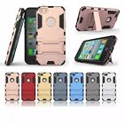 Hybrid Armor Stand Dual Shield ShockProof Defender Case Apple iPhone 6 6S 4.7""