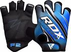 RDX Bike Cycling Gloves Half Finger Short Riring Biking Gel Sports Racing Glove