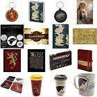 Game Of Thrones Keyring Poster Lannister Stark Shot Glass Notebook Daenarys