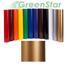 """24"""" x 10YD Roll GreenStar Sign Vinyl For Banners Decals Windows Lettering 3mil"""