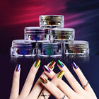 GORGEOUS NAIL ART CHAMELEON MIRROR CHROME PIGMENT DUST GLITTER POWDER GLARING