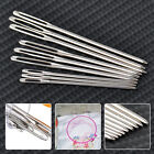 9pc Large Eye Sewing Blunt Needles Yarn Knitter Hand Sewing Darning Crafts Steel