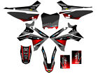 2013 2014 2015 2016 2017 CRF 110 GRAPHICS KIT CRF110 DECO DECALS STICKERS DÉCOR
