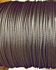 WIRE ROPE 316 MARINE GRADE STAINLESS STEEL 6mm OR 4mm WIRE ROPE CABLE
