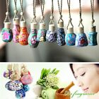 Hanging Car Air Freshener Perfume Diffuser Fragrance Bottle Quality Brand New