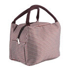 Insulated Thermal Cooler Lunch Box Carry Tote Picnic Case Storage Bag Handle MF