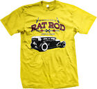 Genuine Rat Rod Drive Hard Hot Spark Plugs Classic Car Wrench Star Men's T-Shirt