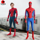 DFYM Spiderman Homecoming Costume Cosplay Spider Man Zentai Suit Halloween Adult