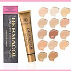 Dermacol High Cover Makeup Foundation Hypoallergenic Waterproof SPF 30