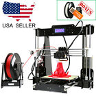 Anet A8 DIY 3D Printer Upgrade High Precision Reprap Prusa i3 Ships from USA
