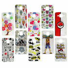 Transparent Printed Back Cover Case For Samsung Galaxy J2-2016 / J2 Pro (5 inch)