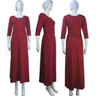 The Handmaid's Tale Offred Handmaid dress cosplay costume maid outfit cap