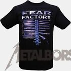 Fear Factory Demanufacture Camiseta 102338 #