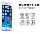 Premium Tempered Shatterproof Glass Screen Cover Protector .40mm Iphone 4 5 6 7