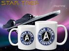 Star Trek Starfleet Mug Cup - Starbucks Style - Various Models - Ceramic 330ml on eBay