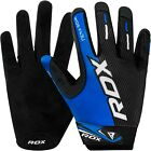 RDX Cycling Gloves Bike Full Finger Bicycle Biking Riding Shockproof Glove