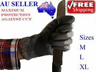 Cut Resistance Gloves Cut Proof Anti Cut Gloves Anti Stainless Steel (12 Pairs)