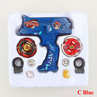 Metal Master Beyblade Launcher Grip Set Children Rare Rapidity Fight Battle Toys