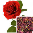 Red Rose Buds & Petals, organic, soap making supplies, herbal extracts.
