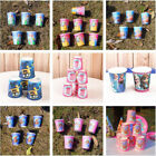 Paper Cups Cartoon Pawed Patrol Dog Kids Birthday Party Party Decoration