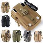 Hot D30 Tactical Molle Pouch Belt Waist Pack Bag Pocket Military Waist Bags SN