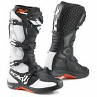 TCX X-Helium Michelin Black White Motorcycle Motocross Boots RRP £199.99!!!