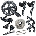 NEW Shimano Ultegra R8000 8 Piece Road Bike Compact 50/34 Groupset 11-34 11speed