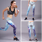 Women High Waist Yoga Fitness Leggings Pants Gym Running Stretch Sports Trousers