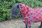 Shetland-Miniature-Donkey-Section A 50g Turnout Neck Cover
