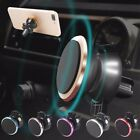 In Car Magnetic Phone Holder Fits Car Air Vent Universal Mount 4 Colours