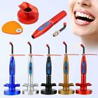 Dental LED Cure Lamp Wireless Cordless 5W 2000mW Curing Light Lamp Tools Kits BN