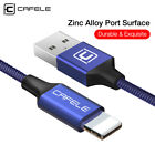 1.8M 2.1A Strong Braided USB Charger Cable Data Sync Lead for iPhone X 6 7 8Plus
