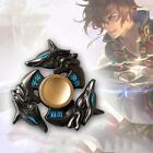 Hand Spinner Alloy Fidget Focus EDC Finger Spin Gyro stress relieve Toy Gift  AB