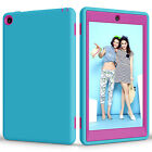 """U.S Shockproof Hybrid Case Cover Skin For 8"""" Amazon Kindle Fire HD 8 Tablet 2017"""