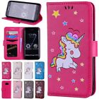 Wallet Card Flip Leather Shockproof Painted Case Cover For Samsung S8 A310 A510