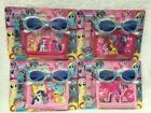 lot My Little Pony Wristwatch watch and Purses Wallets Glasses Set Toy Gift