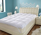 5* Hotel Quality Luxury GOOSE FEATHER AND DOWN MATTRESS TOPPER