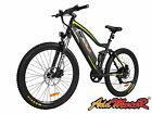 Addmotor HITHOT Electric Mountain Bicycle Bikes Super 500W Full Suspension EBike