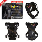 EZYDOG DRIVE DOG CHEST PLATE HARNESS ALL SIZES new!! (5 ***** Safety approved)